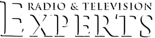 Radio and TV Experts Logo